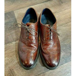 To Boot New York Adam Derrick Brogue Wingtip Shoes